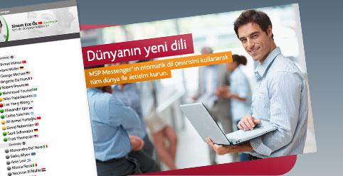 Yabancılarla Sohbet İçin Türk İşi Messenger