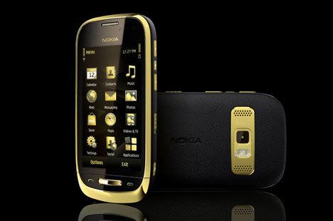"""Zengin Telefonu, """"Nokia Oro"""""""