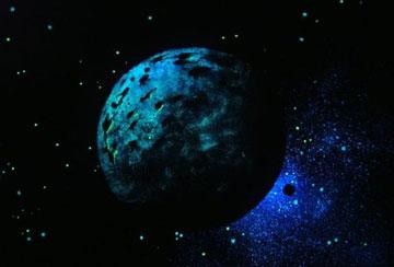 TrES-2b Gezegeni Işığı Yansıtmıyor