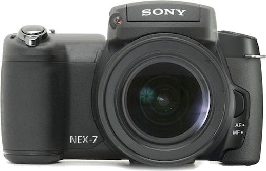 En Yüksek Megapikselli Fotoğraf Makinesi Sony'den