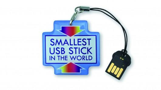 Dünyanın En Küçük USB Ek Belleği