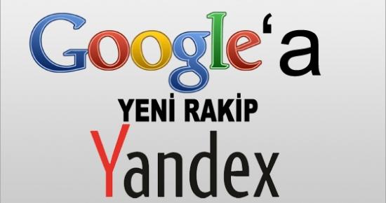 Google, Yandex Rekabetinden Memnun
