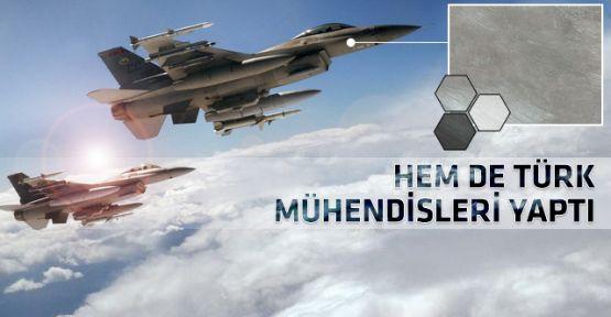 Türk Mühendislerinin Başarısı Radara Yakalanmayan Jetler