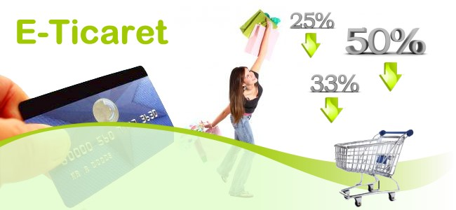 Türkiye'nin 2012 E-Ticaret Rakamları