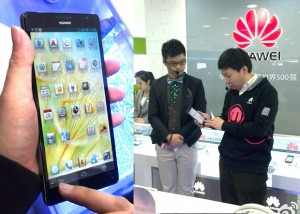 Huawei Ascend Mate dünyanın en ağırı