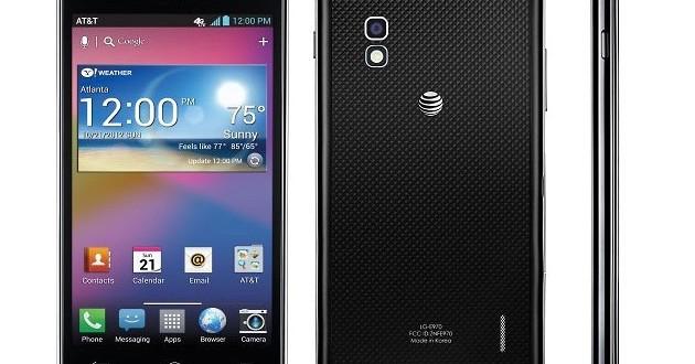 CES 2013 Ödüllü LG Optimus G