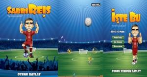 Sabri Reis AppStore Oyunu
