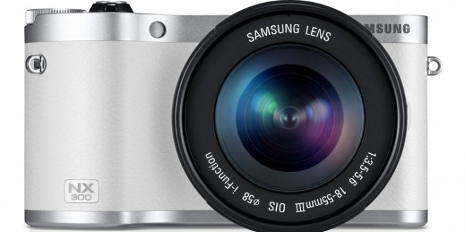Her Anın Karesini Yakalamak İçin Samsung NX300 Sizi Bekliyor