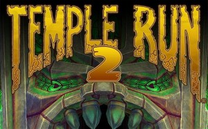 Temple Run 2 iPhone Rekoru Kirdi
