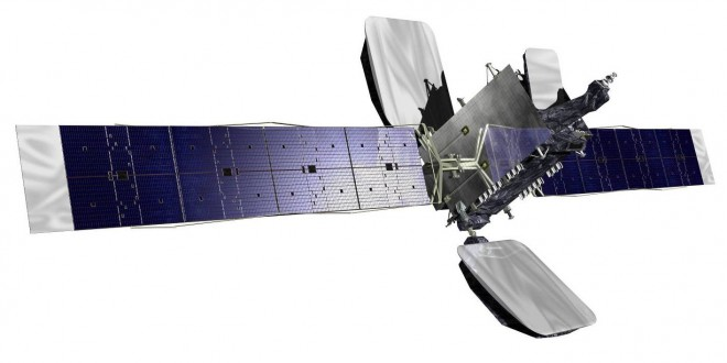 "Azerbaycan'ın İlk Uydusu ""AzerSpace-1"" Fırlatılmaya Hazır"