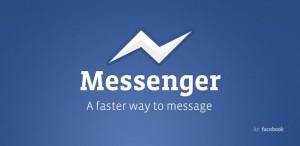 facebook messenger uygulaması başladı