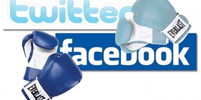 Facebook ve Twitter Arasında Uygulama Krizi