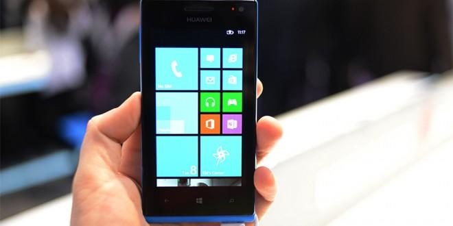 Huawei Windows Phone Ascend W1, Farklı Bir Ürün Arayanlar İçin Üretilmiş