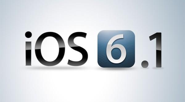 iOS 6.1 İşletim Sistemi Resmi Olarak Yayınlandı