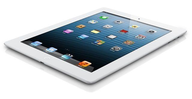 128 Gigabyte Kapasiteli iPad 4 Sürümü Piyasaya Çıktı
