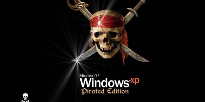 Microsoft, Korsan Windows'a Savaş Açtı