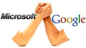 microsoft google savaslari
