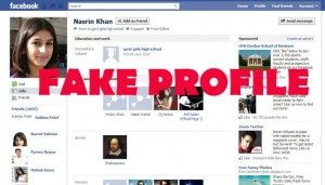 sahte facebook hesapları