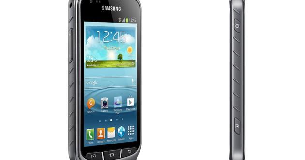 Su Geçirmeyen Telefon Samsung XCover 2 Piyasada