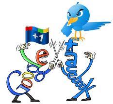 sosyal medya yarisi