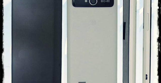 ZTE'nin Yeni Telefonu ZTE V987 Sızdırıldı
