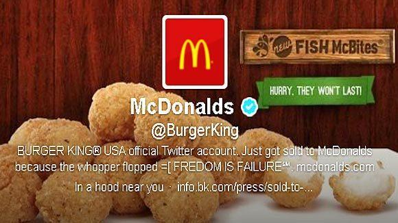 Dün Gece Burger King, Bugün de MTV Hacklendi