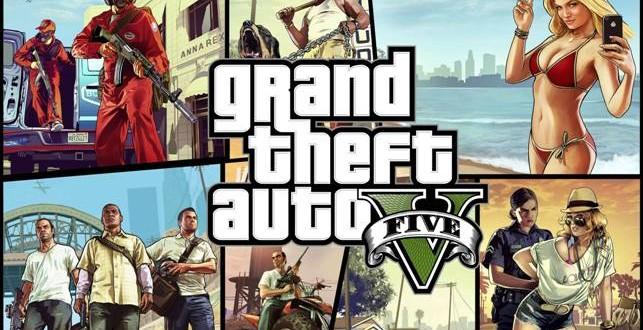 Grand Theft Auto 5 (GTA 5) Sonunda Hazır