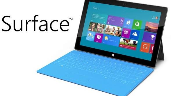 Surface Pro Satışa Sunulur Sunulmaz Tükendi
