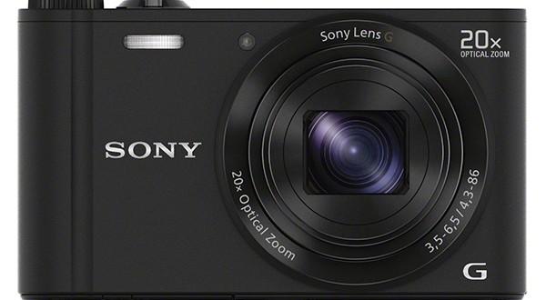 WX300, HX300 ve TX30 Modelleriyle Sony Dijital Fotoğraf Makineleri