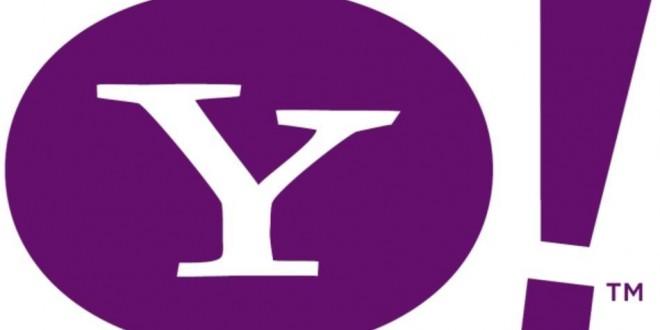 Yahoo Tasarımını Yeniledi