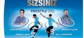head & shoulders Freestyle Akademi ile Güven Kendine, Geç Öne!