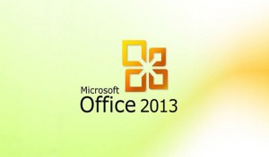 office 2013 turkce