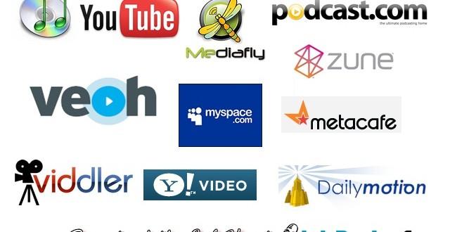 Türkiye'de Ençok Tercih Edilen 10 Video Sitesi