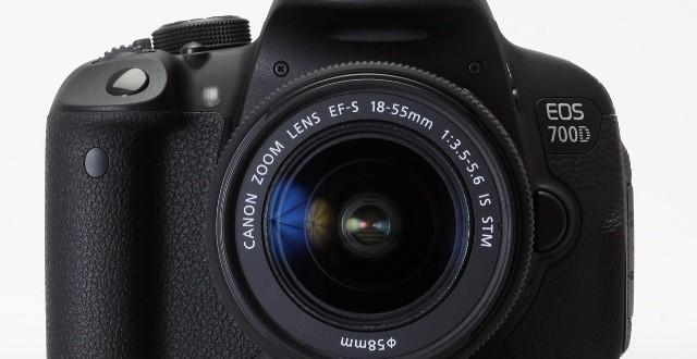 Canon EOS 700D ve 100D'yi Duyurdu