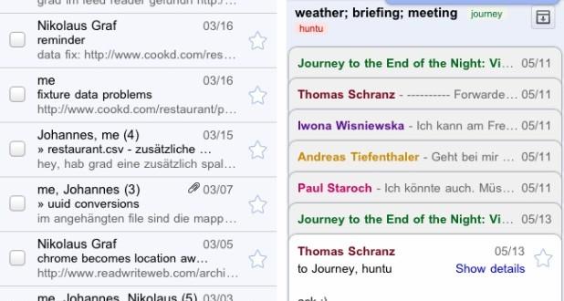 Gmail, Windows Phone'ları Görmezden Geliyor