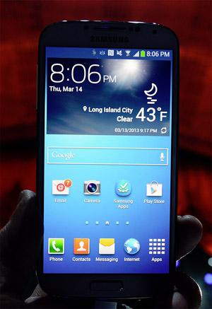 Samsung Galaxy S4-1