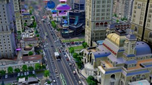 SimCity online