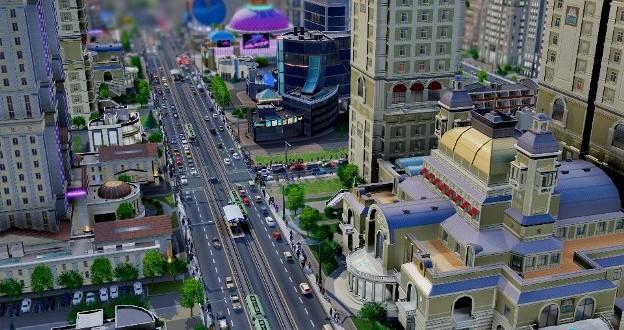 Merakla Beklenen SimCity En Sonunda Geldi