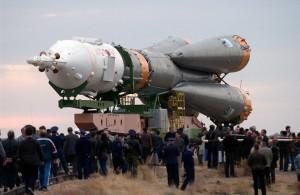 Soyuz uzay mekigi dunyaya dondu