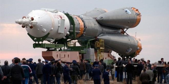 """Rus Efsanesi """"Soyuz"""" Dünyaya Geri Döndü"""