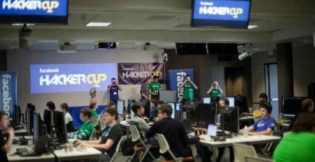 Facebook, Hacker Cup Yarışması Sonuçlandı