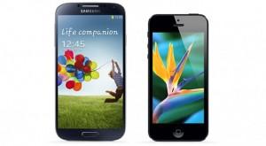 galaxy S4 ve iPhone 5 karsilastirma 2