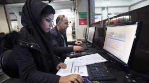 Mideast Iran Internet