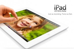 retina ekranli iPad Turkiyede