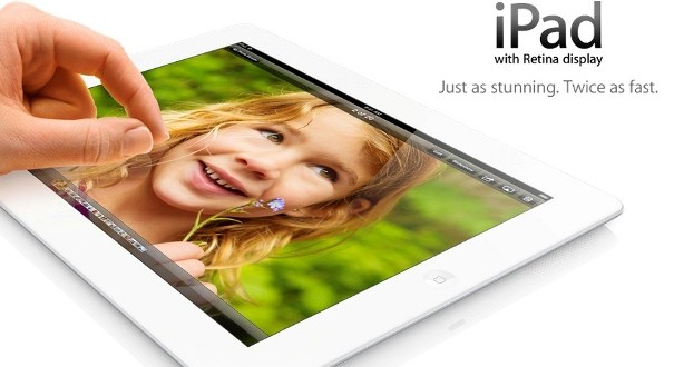 128 GB iPad Türkiye'de Satışa Sunuldu