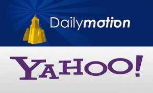 yahoo dailymotionu satın alıyor