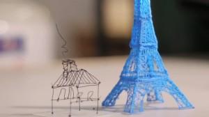 3Doodler 3 boyutlu yazi kalemi