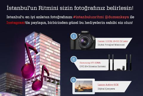 Dumankaya'dan Ödüllü Fotoğraf Yarışması!