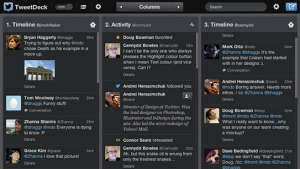 Tweetdeck kapaniyor