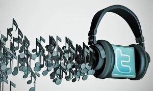 Twitter#music uygulamasi